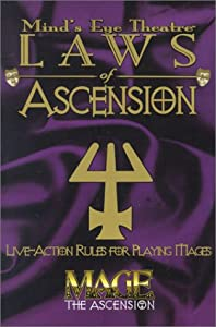 *OP Laws of Ascension Unlimited Edition (Mind's Eye Theatre)