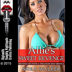 Allie's Sweet Revenge Audiobook