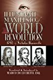 Illuminati Manifesto of World Revolution (1792): L'Esprit des Religions