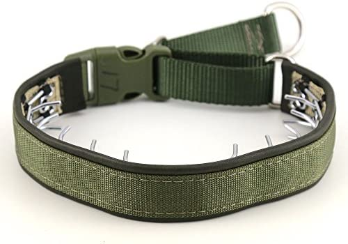 wide Keeper Collar Hidden Prong