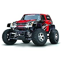 Traxxas 67044-1 Telluride 4X4: 4WD Electric Extreme Terrain 4WD Truck, Ready-to-Race (1/10-Scale), Colors May Vary