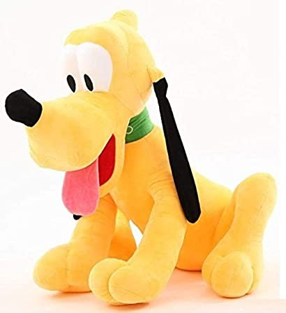075b954cc1e Buy Richy Toys Pluto Dog Stuffed Soft Plush Toy 31 Cm Online at Low Prices  in India - Amazon.in
