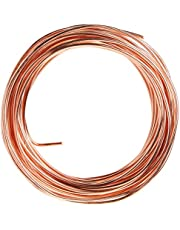 CERRO 050-2200A 6-Gauge Bare Solid Copper Wire, 25'