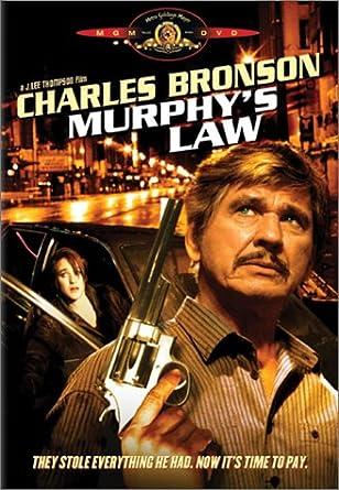 Amazon com: Murphy's Law (1986): Charles Bronson, Kathleen Wilhoite