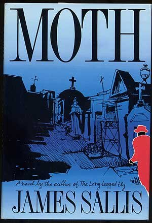book cover of Moth