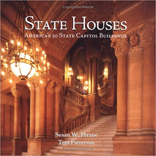 Read online State Houses: America's 50 State Capitol Buildings PDF, azw (Kindle), ePub
