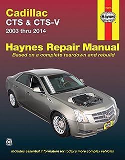 cadillac cts cts v 2003 2012 haynes repair manual editors rh amazon com 2013 cadillac cts owners manual pdf 2013 cadillac cts owners manual pdf