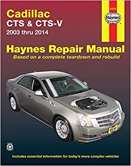 Cadillac CTS Automotive Repair Manual: 2003-2014 Haynes Manual: Amazon.es: Haynes Publishing: Libros en idiomas extranjeros