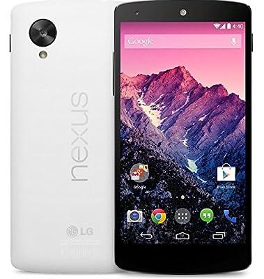 LG Google Nexus 5 D820 32GB GSM Unlocked (Certified Refurbished)