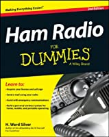 Ham Radio For Dummies, 2nd Edition Front Cover