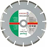 Dronco 4300810 300 x 22 mm Budget Diamond Disc by DRONCO