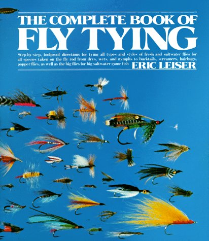 - Complete Book of Fly Tying