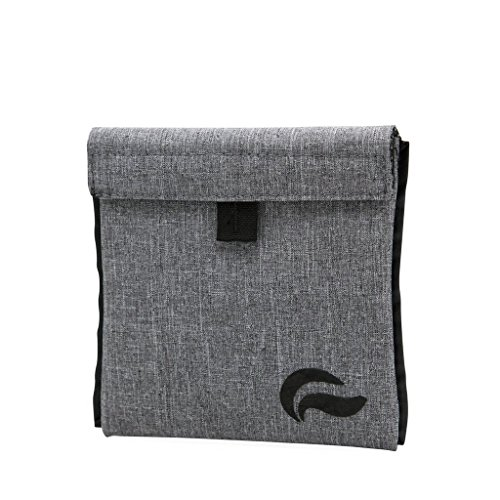 Skunk Mr Slick Smell Proof Bag 6'' Grey by Skunk