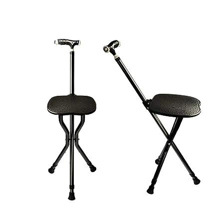 Amazon.com : Yayue Sticks Walking Stick with Seat, Hiking ...