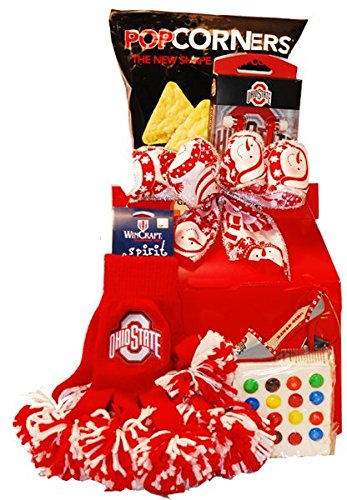 Ohio State Christmas Gift Box