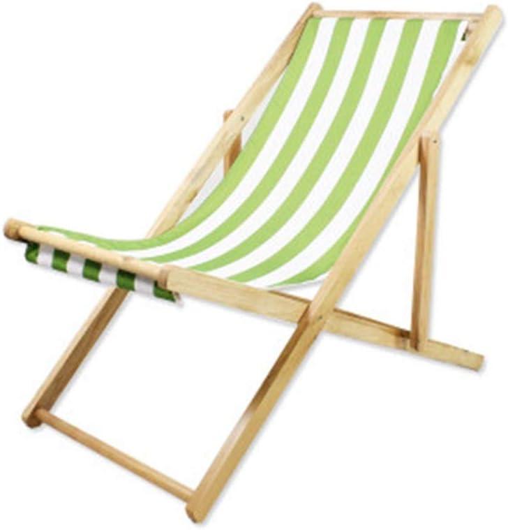 AJH Silla de Playa Silla Plegable portátil, Silla de Playa ...