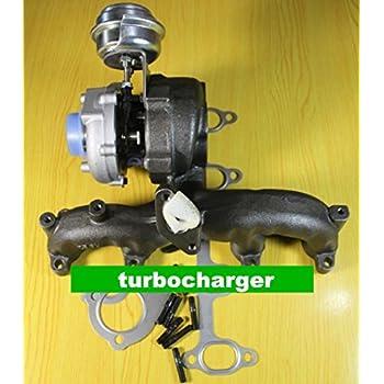 GOWE turbocharger for GT1749V GT17 VNT 713673-5006S 454232-5011S 038253019D 038253019DX turbo turbocharger for Volkswagen Bora 1.9 TDI 100HP ASV/ATD