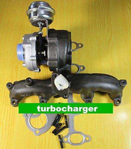 GOWE turbocharger for GT1749V GT17 VNT 713673-5006S 454232-5011S 038253019D 038253019DX turbo turbocharger