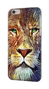 E1354 Lion Funda Carcasa Case para IPHONE 6S