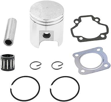 FLYPIG Cylinder Piston Gasket Ring Set for Yamaha PW50 Big Bore Kit