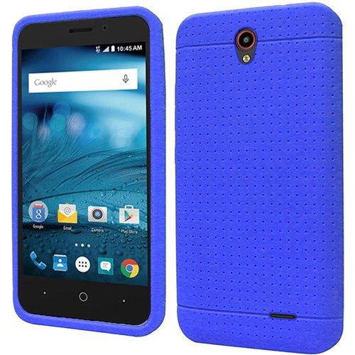 ZTE Small zte avid 828 phone cases Slim Leather Case