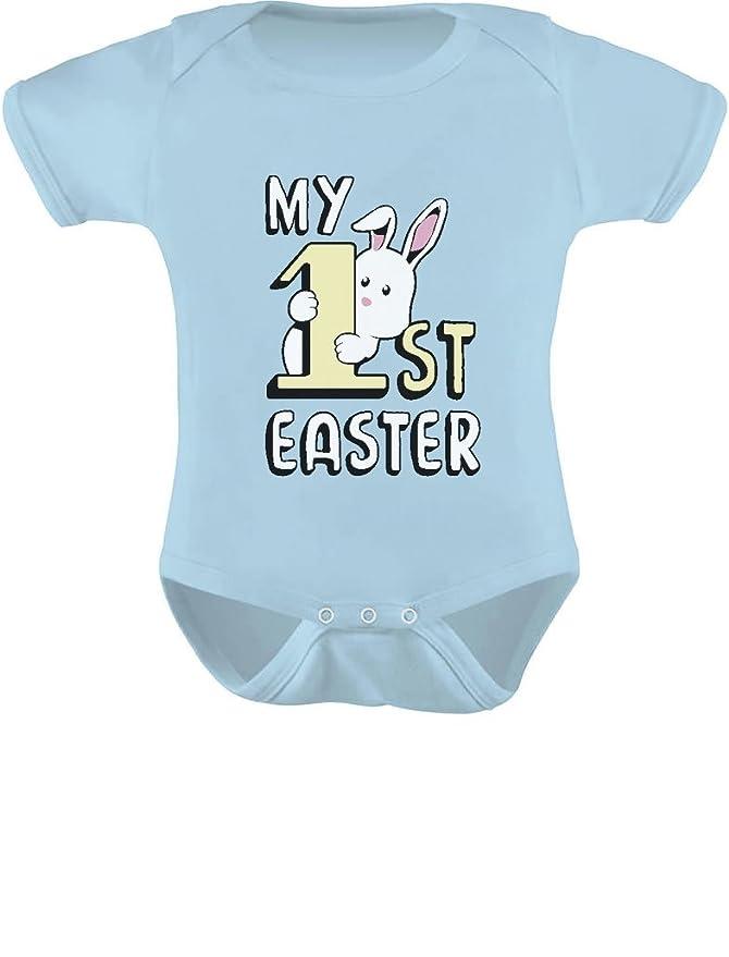 Amazon.com: Tstars My 1st Easter Gift - Body para bebé ...
