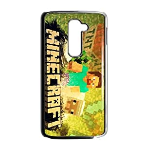 LG G2 Cell Phone Case Black Sandbox Games Images On Phone Case MC Personalized Phone Case Clear XPDSUNTR25369