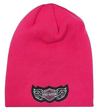 Amazon.com: Harley-Davidson Little Girls' B&S Logo Slouchy