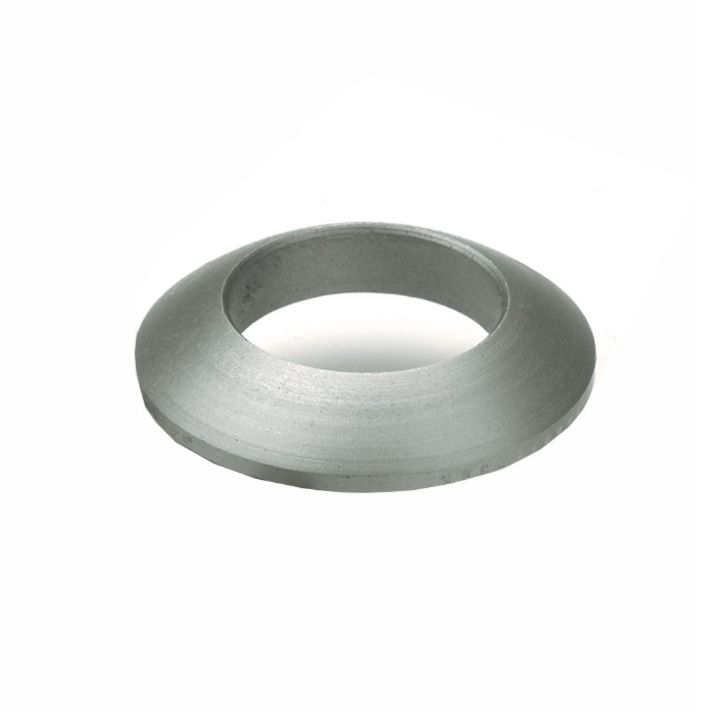 J.W. Winco 31NG40/CNI DIN6319-NI Spherical Seat Washer, 31 mm I.D, 303 Series Stainless Steel by JW Winco
