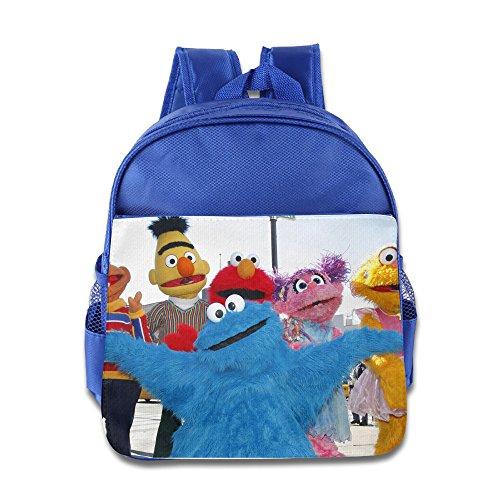 Sesame Street Kids School Backpack (Sesame Street Hook)