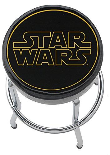 Plasticolor Star Wars Logo Garage Stool (Logo Steel Bar Stool)