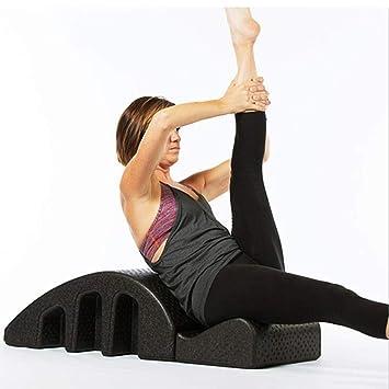 Lxyxyl Yoga Pilates De Entrenamiento Cama, Columna Vertebral ...