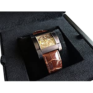 "de Grisogono ""Novantatre"" in 18K Brown Gold"