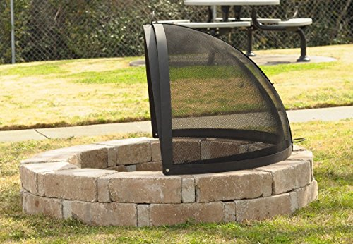 40″ Firepit Screen | Best Prices