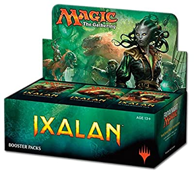 Magic the Gathering: Ixalan Booster Display Box from Magic The Gathersing