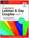 A Legal Guide for Lesbian and Gay Couples, Emily Doskow and Denis Clifford, 1413316816