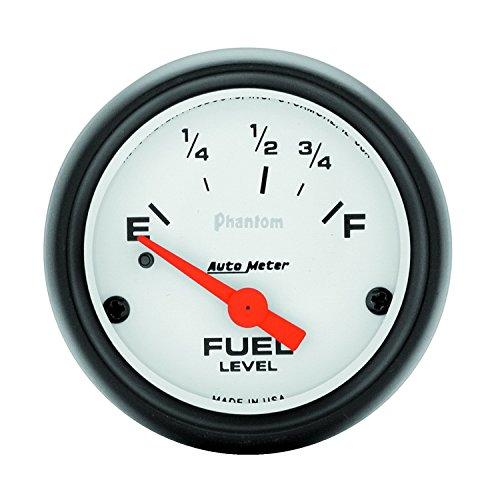Auto Meter 5715 Phantom Electric Fuel Level Gauge by Auto Meter