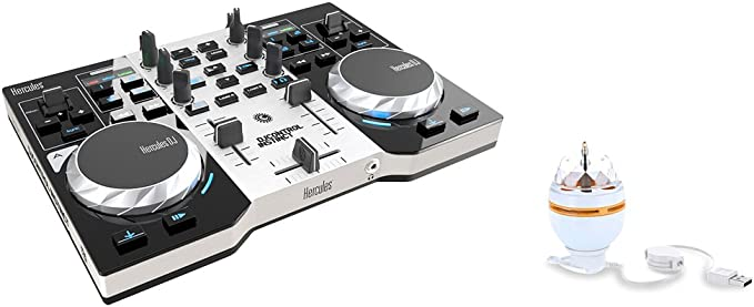 DJ Hercules DJ Control Instinct Party Pack: Amazon.es: Electrónica