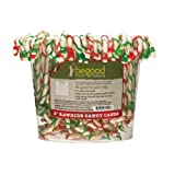 Be Good Rawhide Pet Candy Cane, 100-Pack, My Pet Supplies