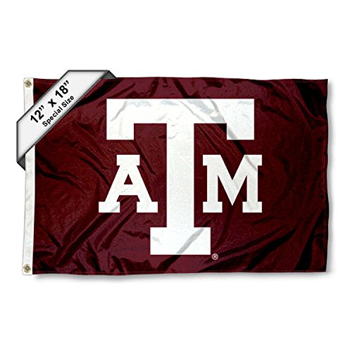 (Texas A&M Golf Cart and Boat Flag)