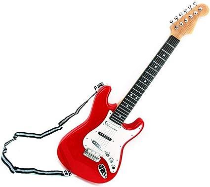 Guitarra Eléctrica Para Niños Principiantes Simulación Guitarra ...