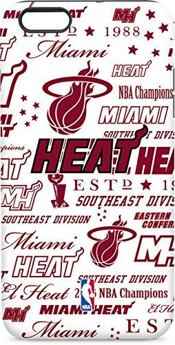 (Miami Heat iPhone 6 Case - Miami Heat Historic Blast   NBA & Skinit Pro Case)