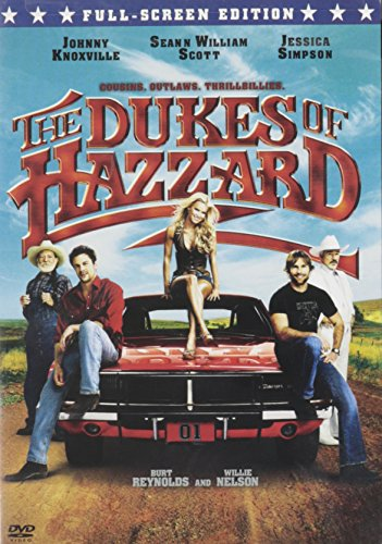 The Dukes of Hazzard (PG-13 Full Screen Edition) (For Screens Sale)