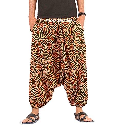 kiara-men-women-designing-traditional-harem-alibaba-pants-spiraldesign-yellow