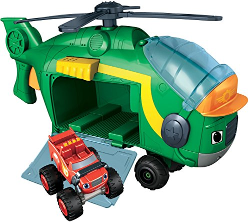 Fisher Price Nickelodeon Blaze   The Monster Machines  Monster Copter Swoops