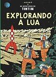 capa de Explorando A Lua