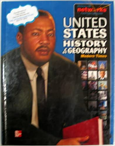 Amazon united states history and geography modern times united states history and geography modern times student edition united states history hs 1st edition fandeluxe Choice Image