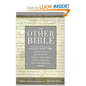 The Other Bible Willis Barnstone
