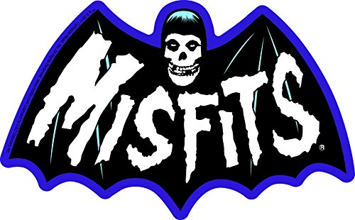 C&D Visionary Misfits Bat Fiend Sticker ()