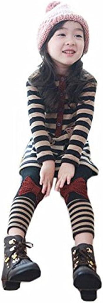2 Pcs Little Big Girls Kids Spring Autumn Long Sleeve Tops Blouse with Pants Leggings Skirt Jogger Set Outfits